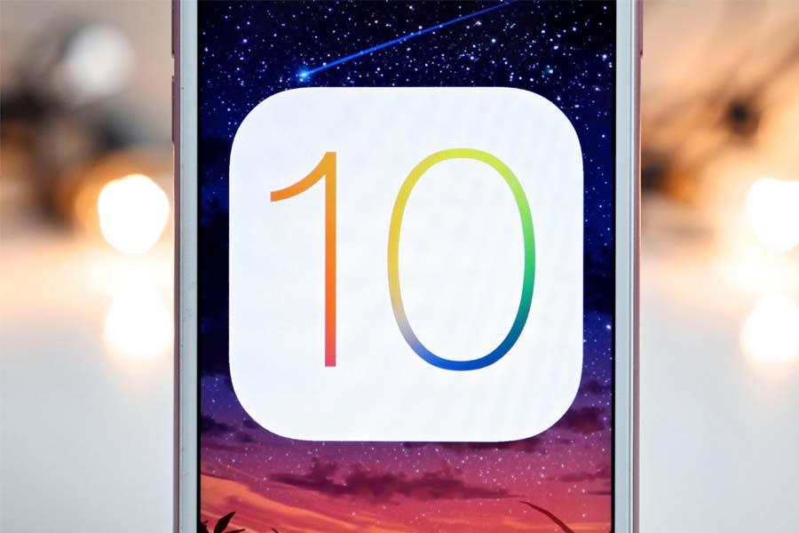 ios10 iPhone